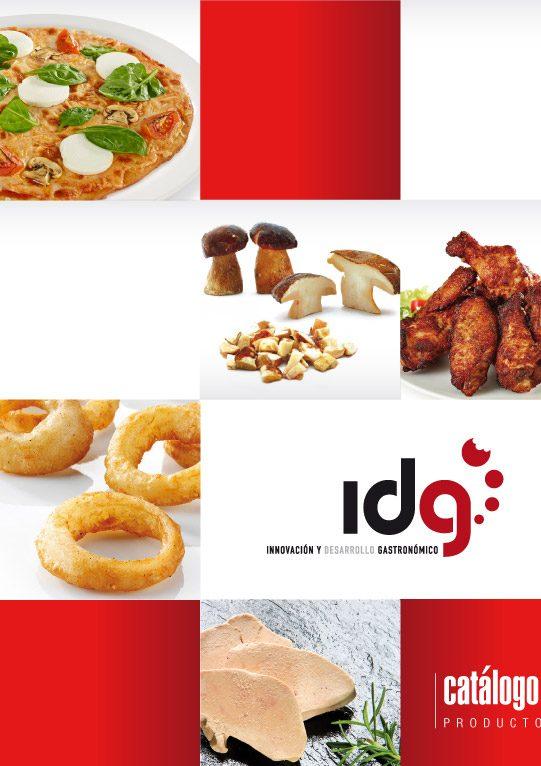 Catálogo IDG 2020