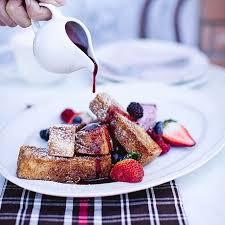 Postres y desayunos